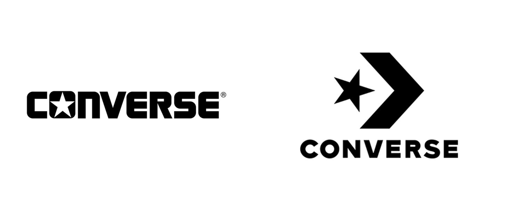 New Logo for Converse