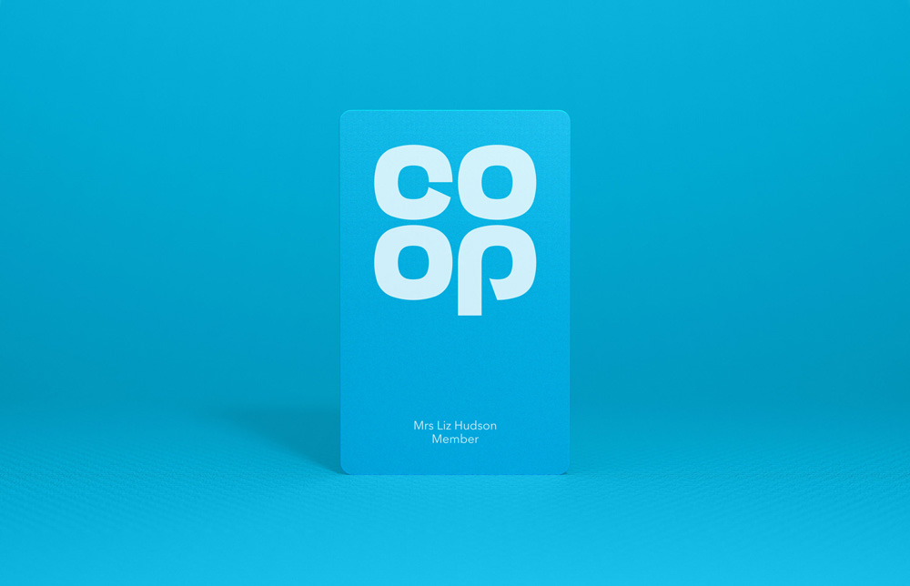 New Logo and Identity for Co-op by North