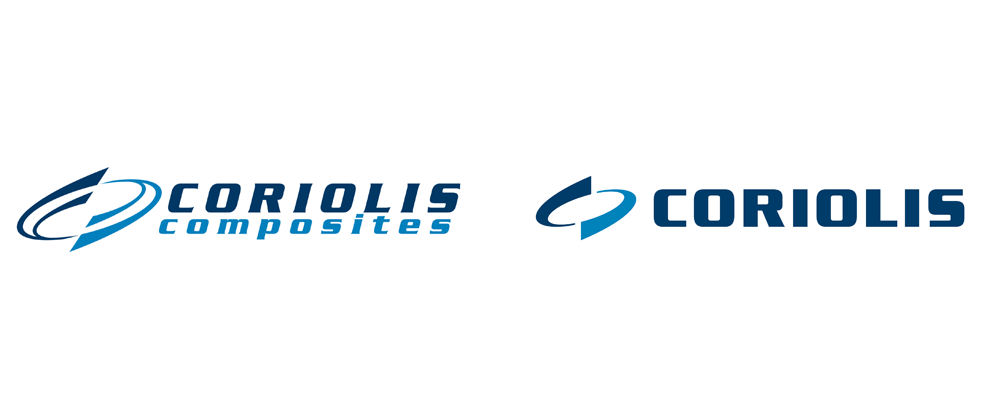 New Logo and Identity for Coriolis by bb&b