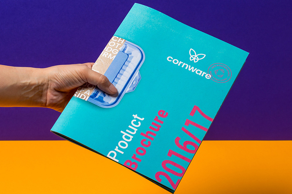 New Logo and Identity for Cornware by DekoRatio