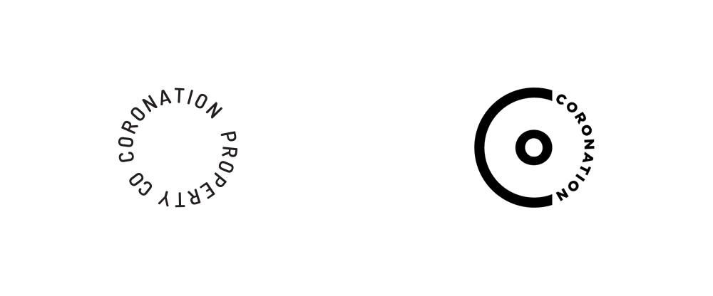 New Logo and Identity for Coronation by frost*collective