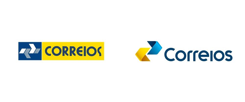 New Logo and Identity for Correios by CDA