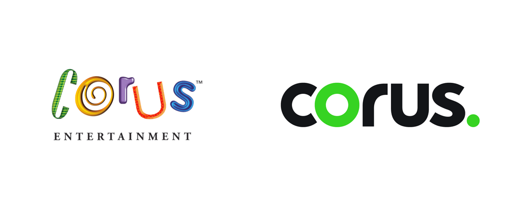 New Logo and Identity for Corus by Troika