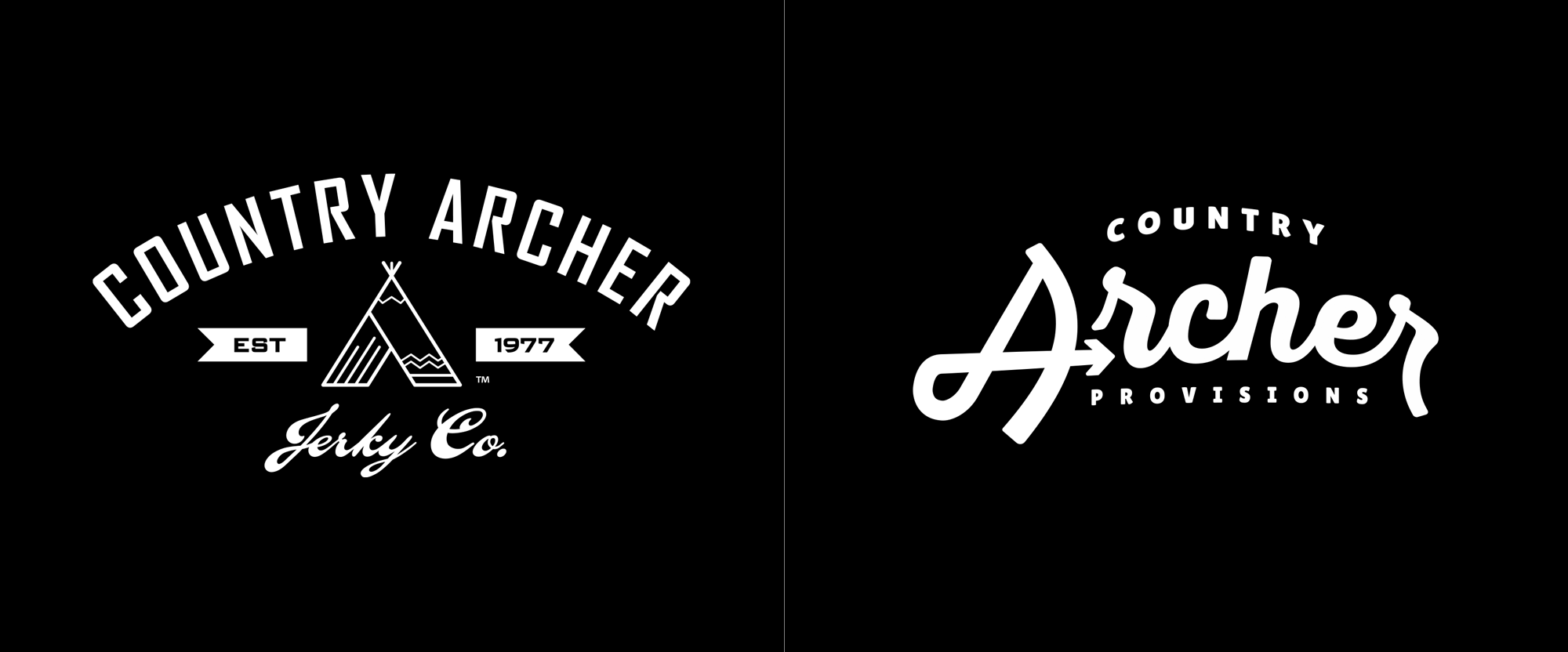 New Logo and Packaging for Country Archer