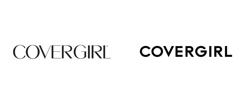 New Logo for CoverGirl
