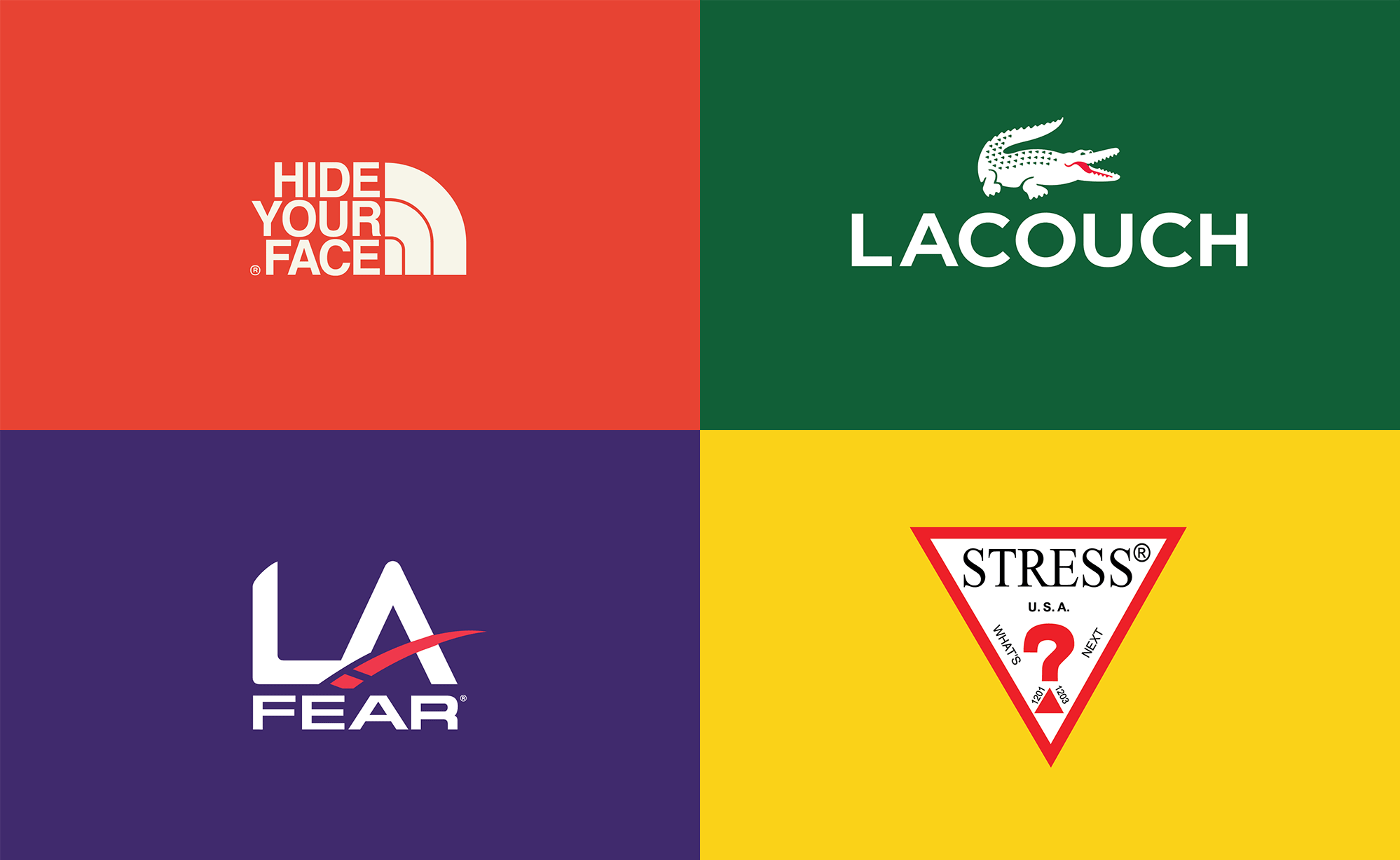 Brand New New Normal Logo Alterations