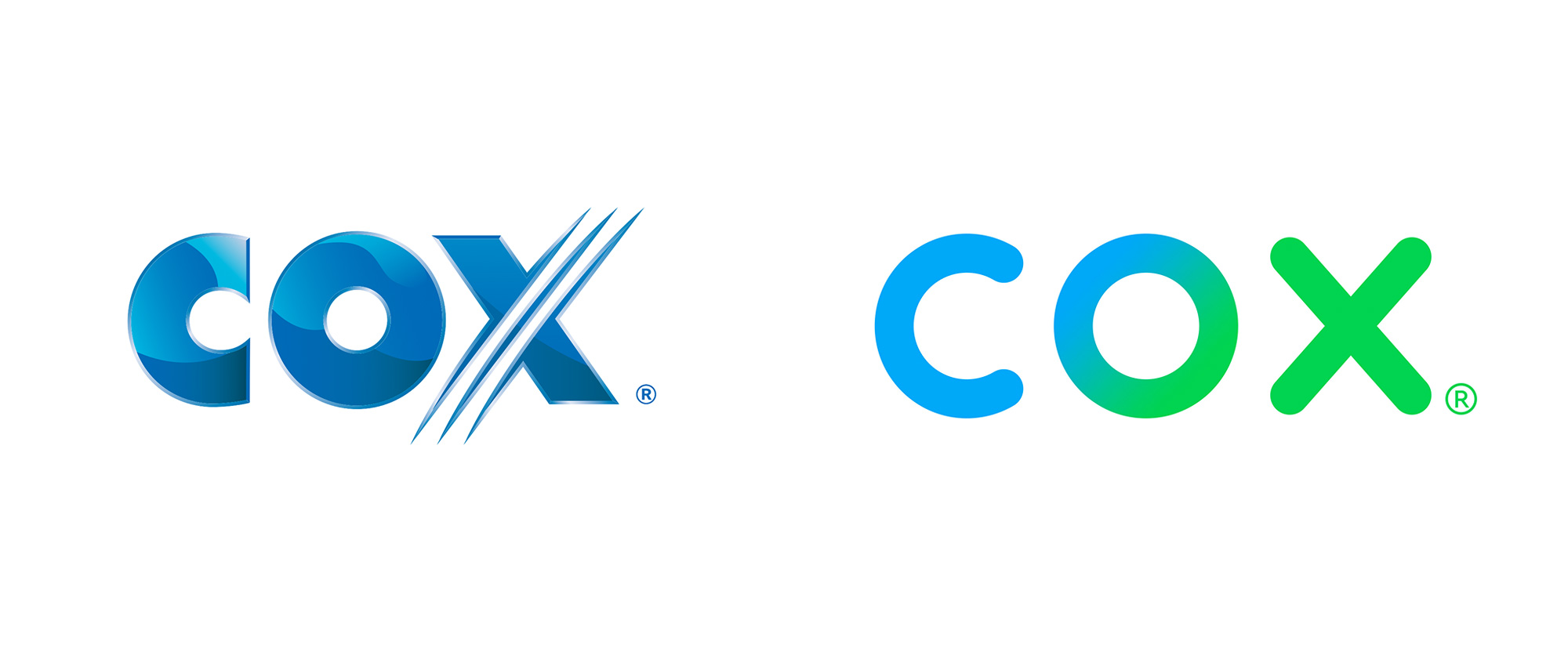 New Logo for Cox