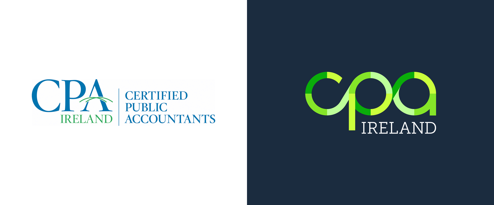 New Logo and Identity for CPA Ireland by White Bear Studio