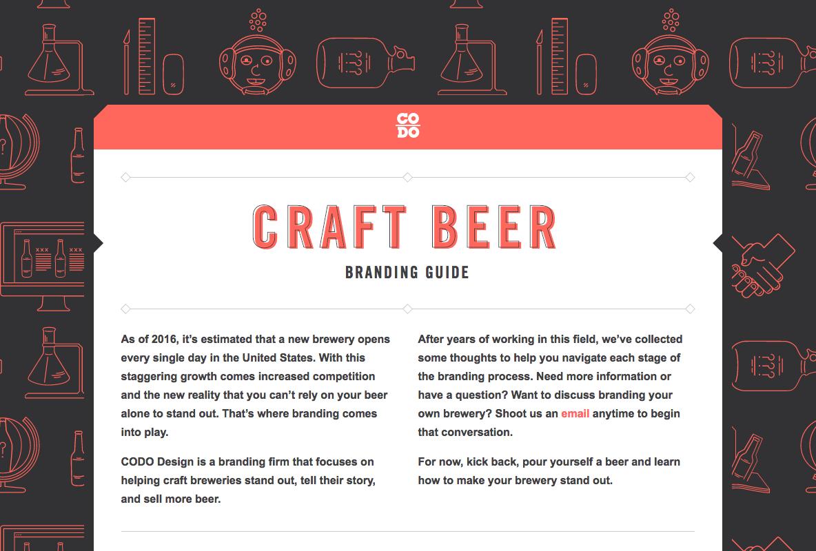 Craft Beer Branding Guide