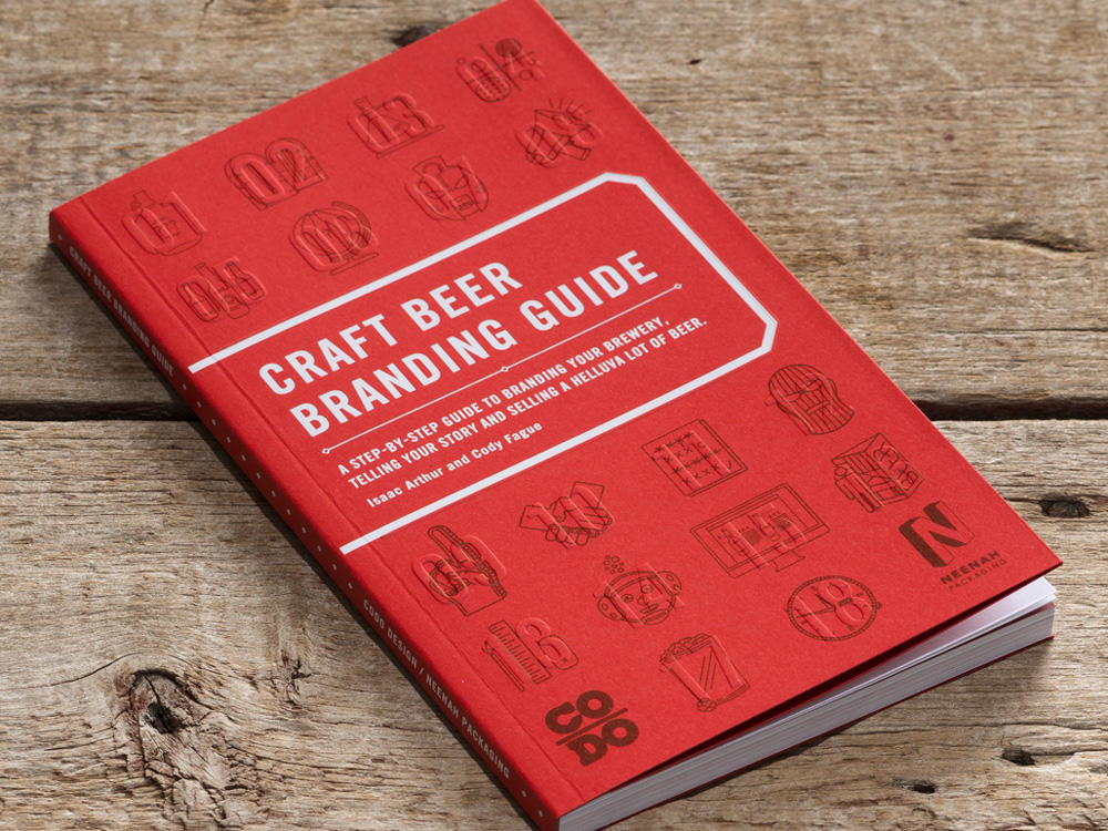 Craft Beer Branding Guide, Print Edition