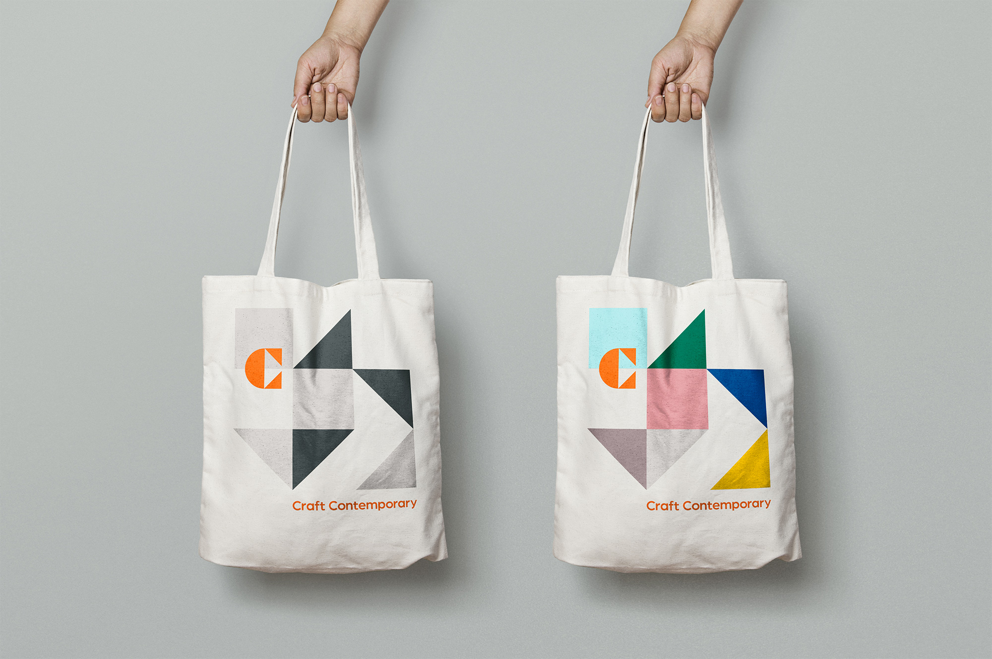 New Name, Logo, and Identity for Craft Contemporary by Siegel+Gale