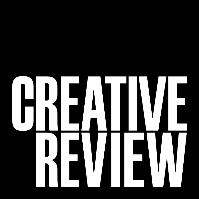 New Logo for Creative Review by Robert Holmkvist