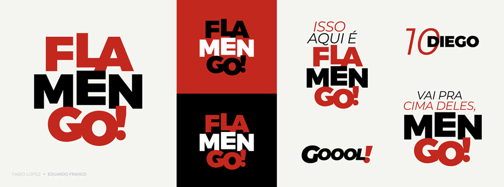 New Logo for Clube de Regatas do Flamengo by Fabio Lopez