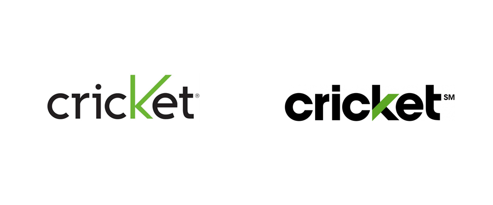 New Logo for Cricket Wireless by Interbrand