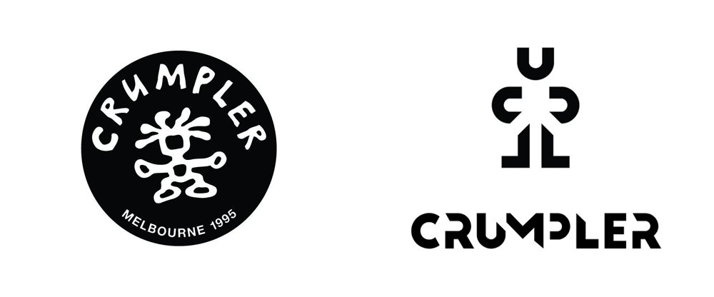 New Logo for Crumpler