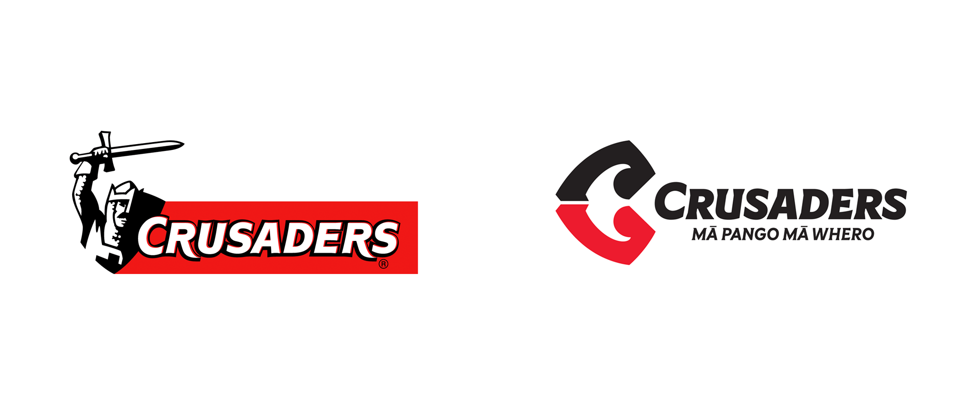 New Logo for Crusaders by Designworks