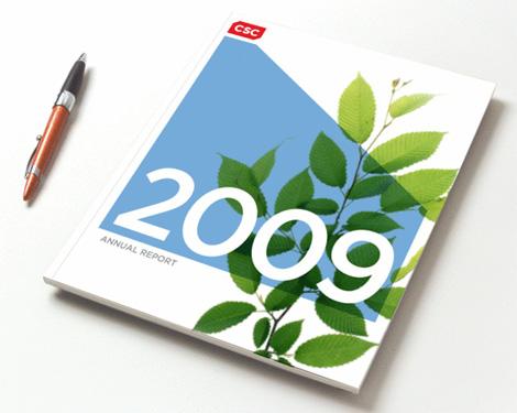 CSC Sample Annual Report
