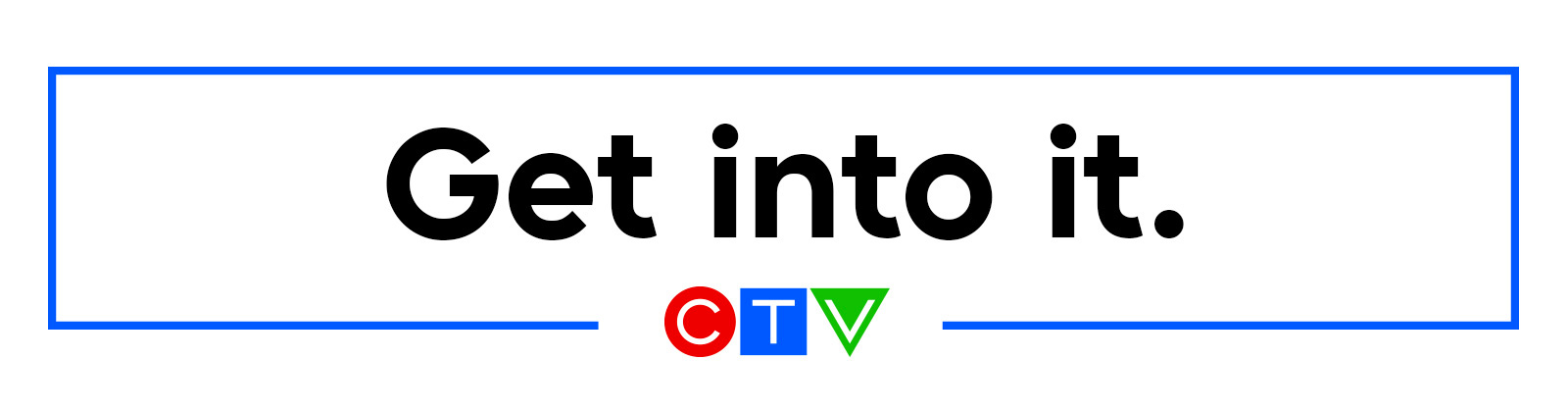 New Logo and On-air Look for CTV done In-house