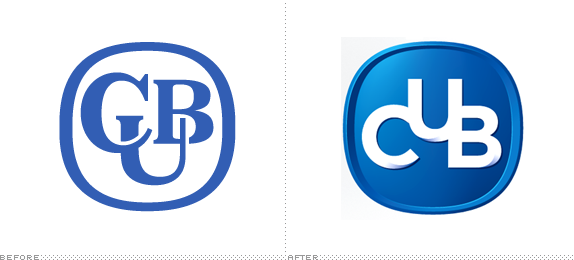 Carlton United Brewers Logo, Before and After