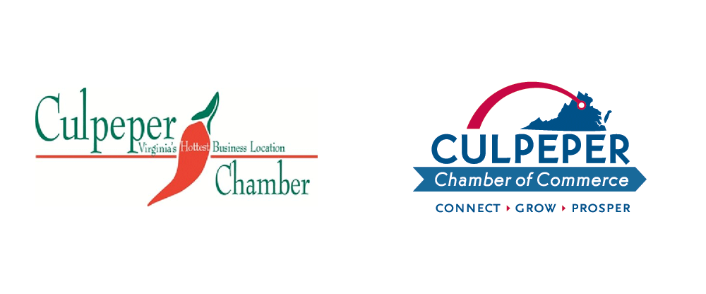 New Logo for Culpeper Chamber of Commerce by K Art and Design