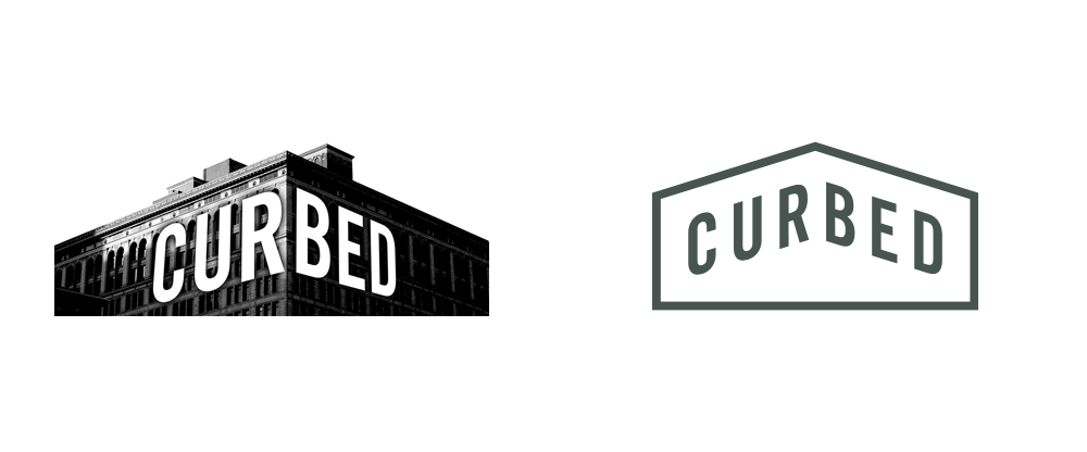 New Logo for Curbed by Cory Schmitz