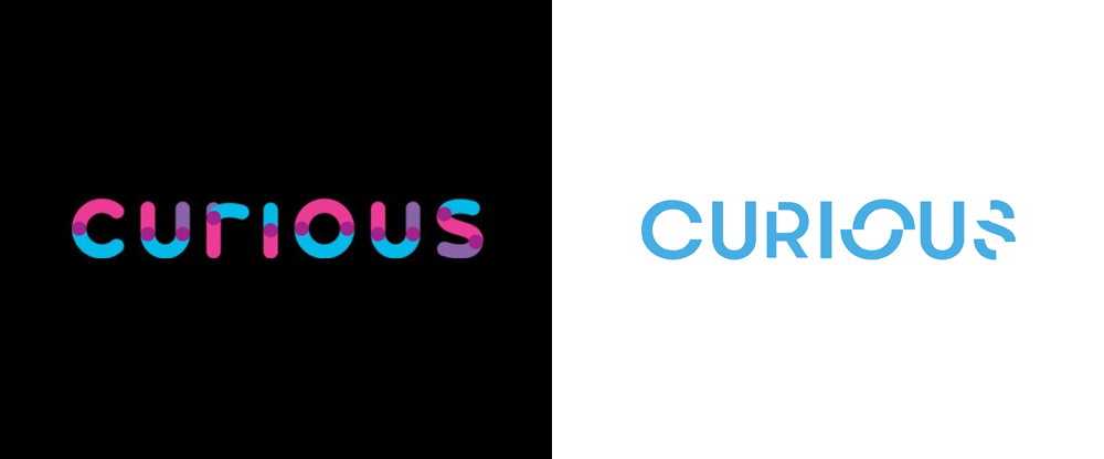 New Logo and Identity for Curious Festival by Sail Creative