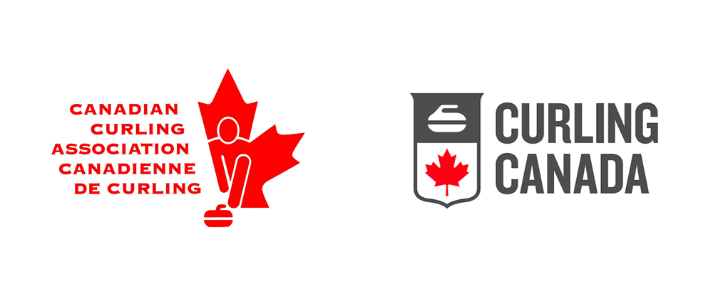 New Name, Logo, and Identity for Curling Canada by Hulse & Durrell