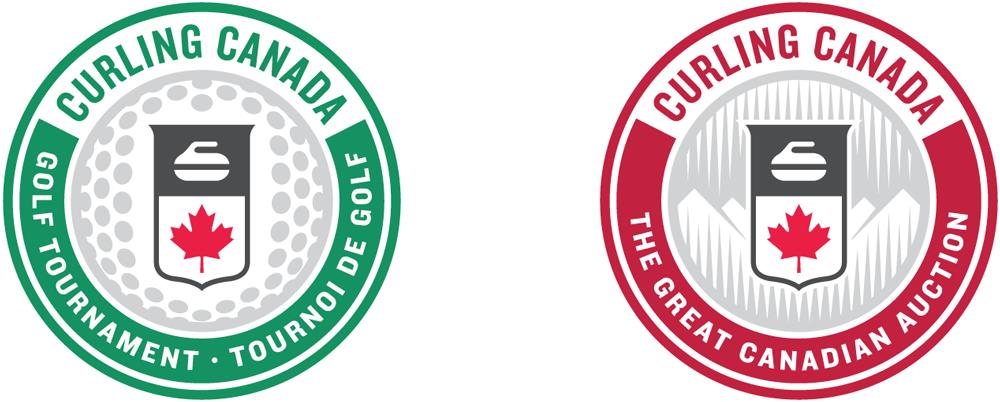 Canadian curling logo