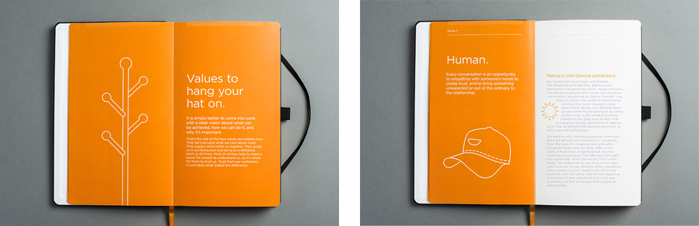 New Logo and Identity for Currencies Direct by The Allotment