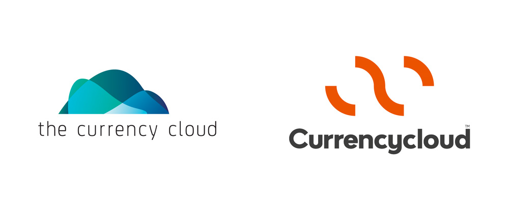 New Logo and Identity for Currencycloud by Rooster Punk