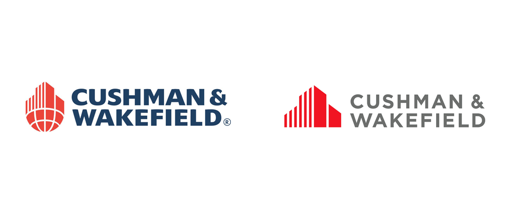 Brand New: New Logo for Cushman & Wakefield by Liquid Agency