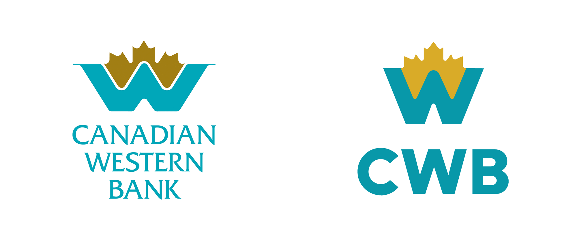 New Logo for Canadian Western Bank