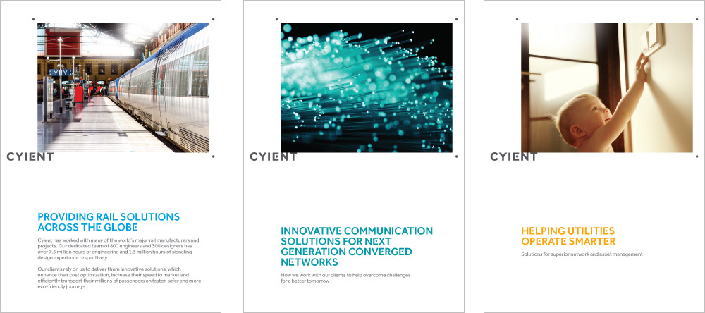 New Name, Logo, Identity for Cyient by Wolff Olins