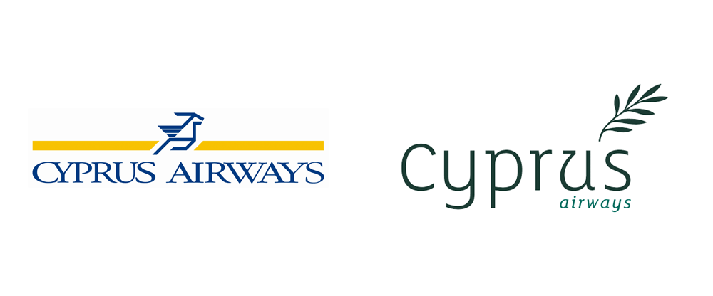 New Logo and Livery for Cyprus Airways by Landor