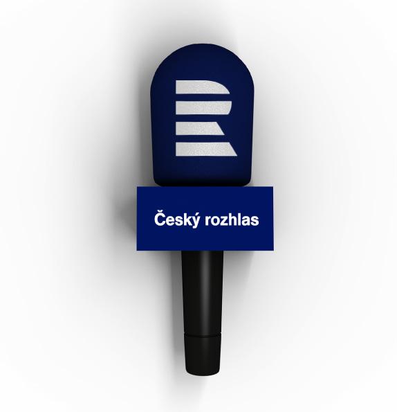 Czech Radio Logo and Identity