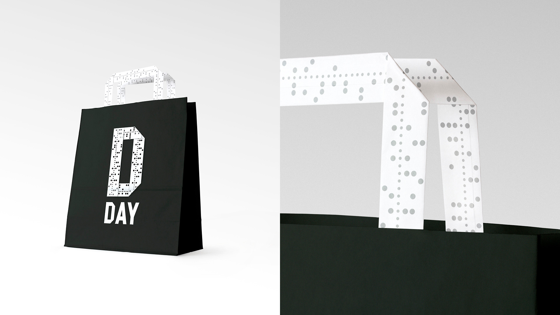 New Logo and Identity for D-Day Exhibit by Rose