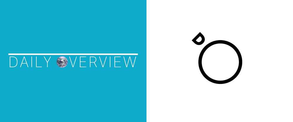 New Logo and Identity for Daily Overview by Fleet
