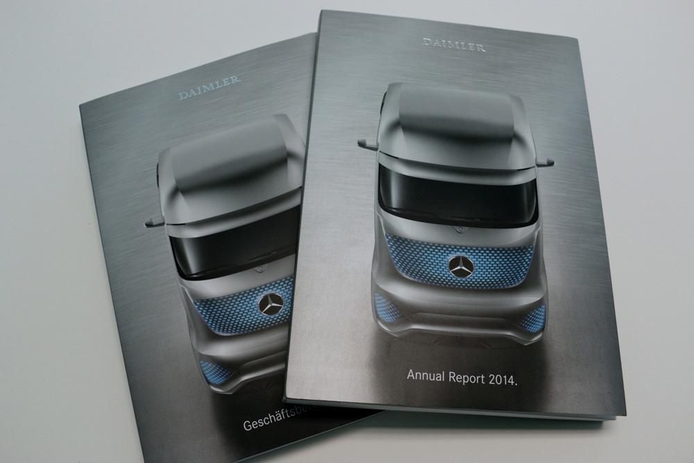 New Logo and Identity for Daimler AG