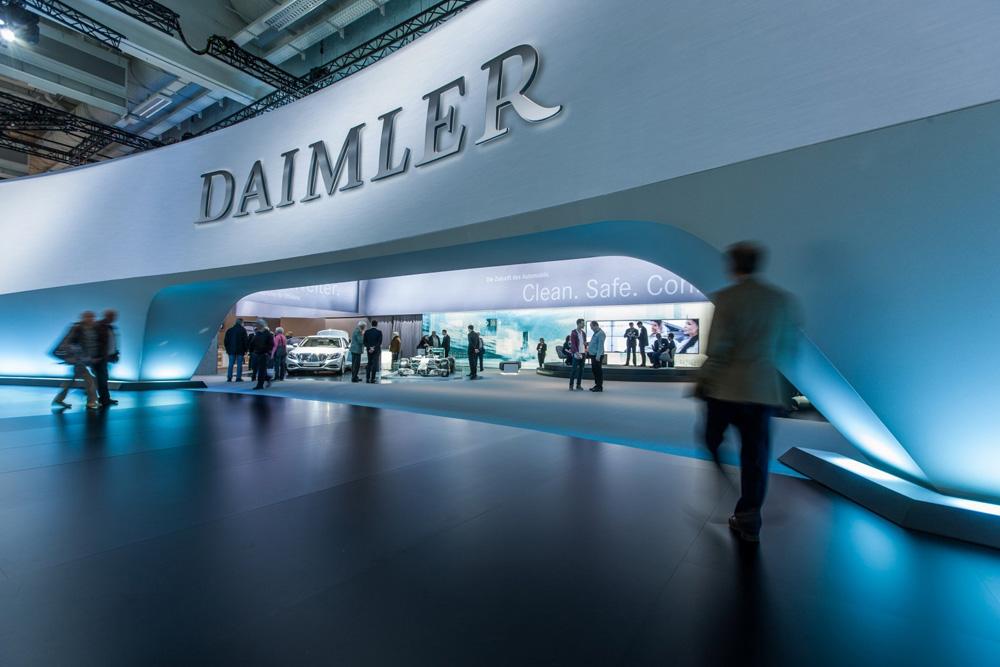 Чистая прибыль Daimler в I квартале увеличилась на 2% — до €2,5 млрд