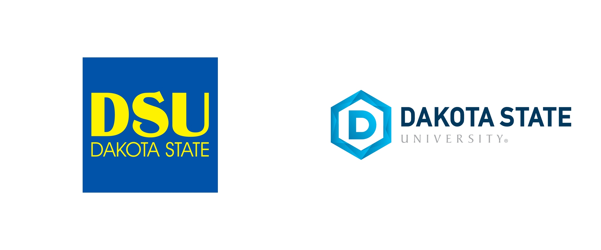 New Logo for Dakota State University
