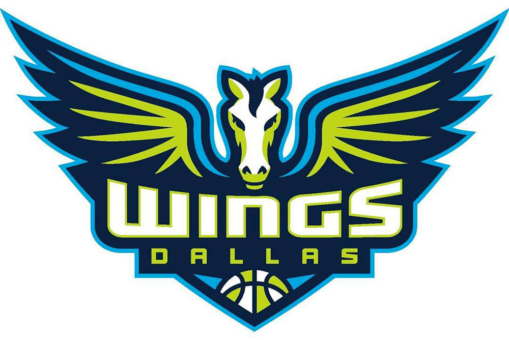 New Name and Logo for Dallas Wings