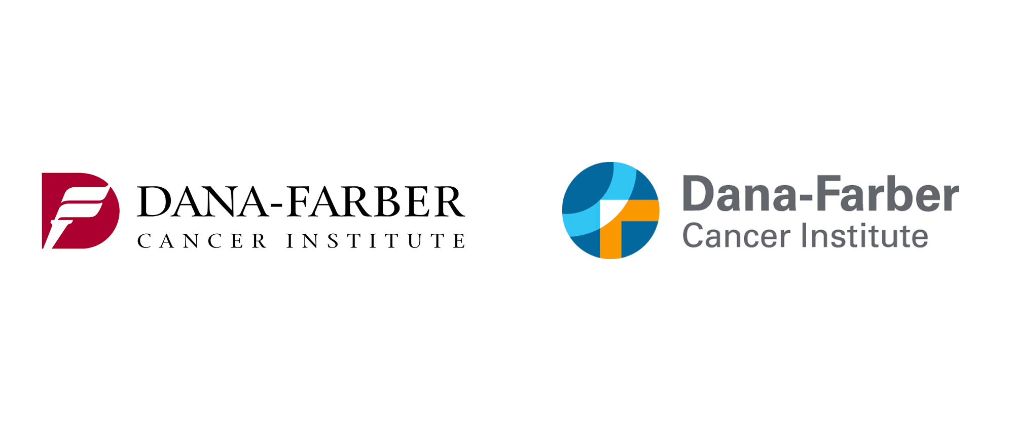 New Logo for Dana-Farber Cancer Institute by HA Roth Consulting