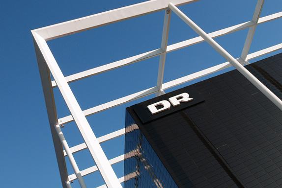 Danish Broadcasting Logo System