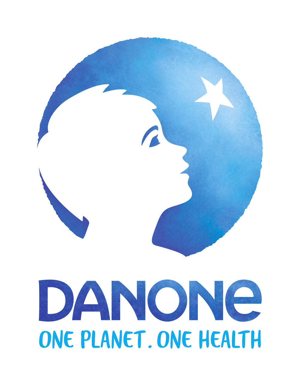 New Logo for Danone by Conran Design Group