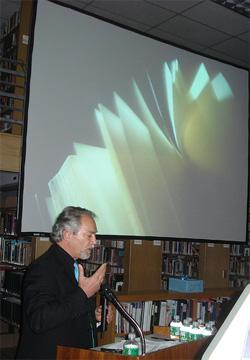 Geissbuhler presents