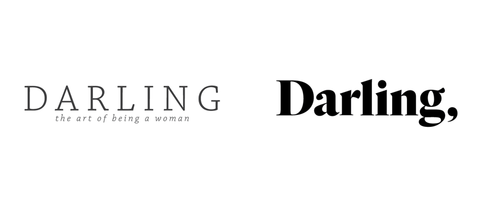 New Logo for Darling Media