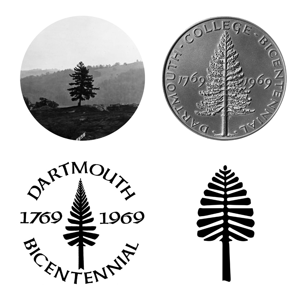New Logo and Identity for Dartmouth by OCD