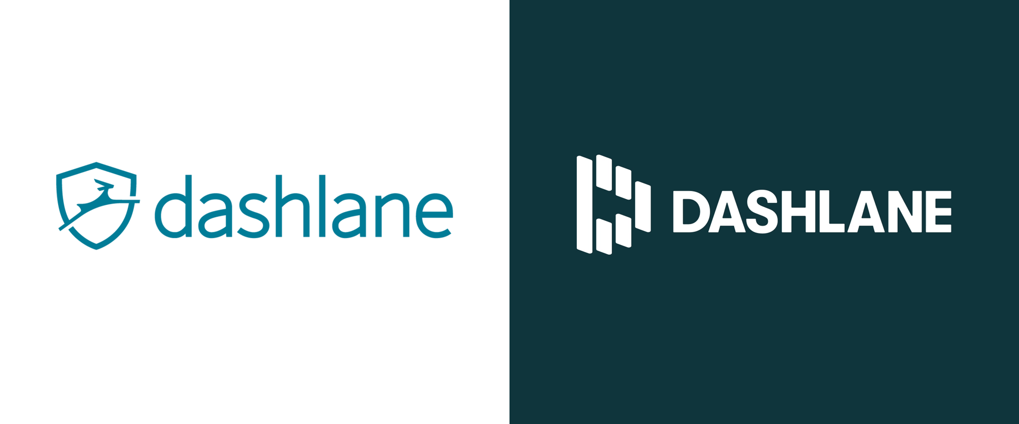 New Logo for Dashlane by Pentagram