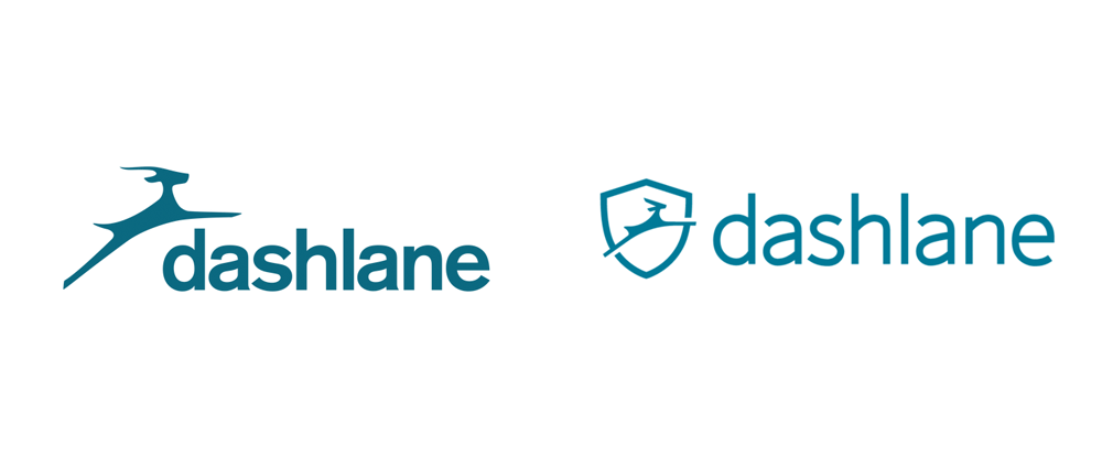 New Logo for Dashlane