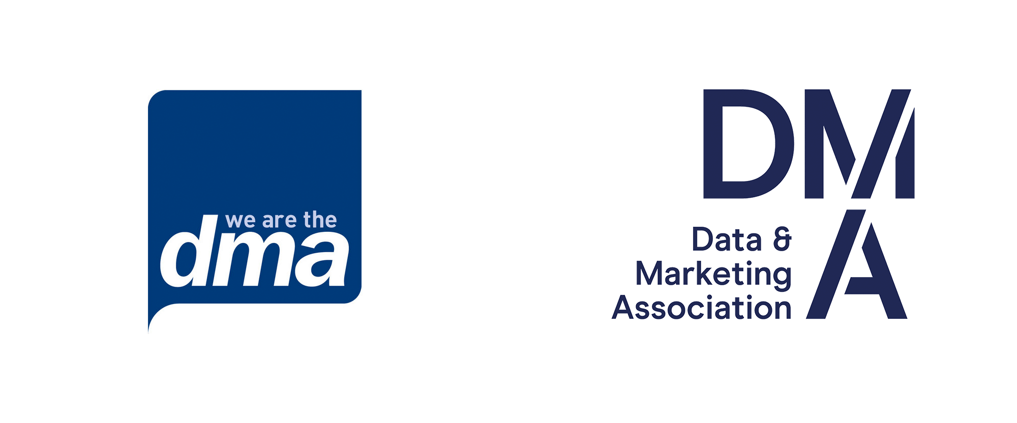 New Logo and Identity for Data & Marketing Association by Jack Renwick Studio